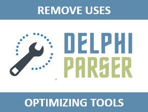 Remove Uses Optimizing Tools