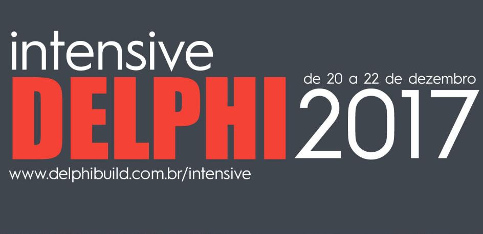 Intensive Delphi 2017 - Brazil