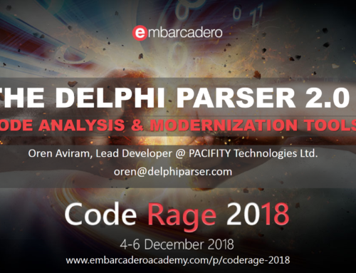 Code Rage 2018 is Coming!