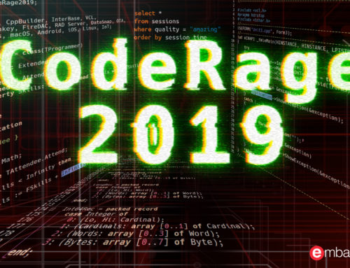 CODE RAGE 2019 IS HERE!