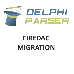 FireDAC Migration Wizard