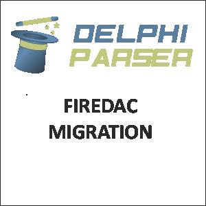FireDAC Migration Wizard