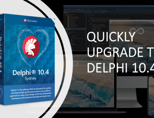 QUICKLY UPGRADE TO DELPHI 10.4