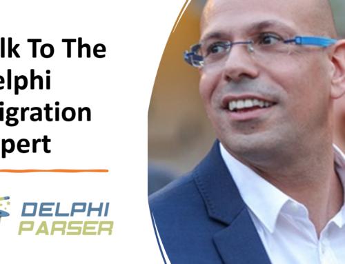 Talk To The Delphi Migration Expert!